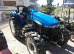 Trattore gommato New Holland TD 80D Plus
